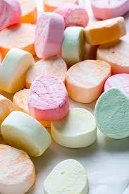 easter marshmallow eggs marshmallow easter eggs jelly toast