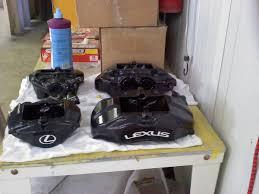 lexus ls430 brake pads fl f s ls430 calipers front and rear set clublexus lexus