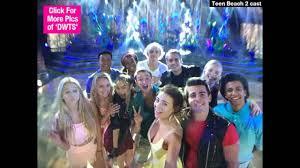 teen beach 2 u0027 ross lynch u0026 cast perform u0027gotta be me u0027 on u0027dwts