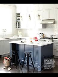 kitchen central island blue kitchen island breathingdeeply