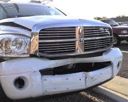 wrecked my 2007 ram today dodge diesel diesel truck