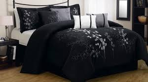 Silver Comforter Set Queen Silver Bedding Black Silver Comforter Sets Duvet Covers In Black
