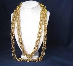 large gold link necklace images Large link chain necklace necklace wallpaper jpg
