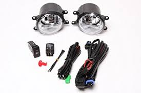 2008 toyota tacoma fog light kit fog lights ls kit oem replacement for toyota tacoma fl ty090
