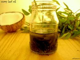 homemade curry leaves hair oil for hair growth and premature
