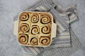 hazelnut cinnamon rolls can be a sweet start to any morning