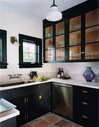 pictures of black kitchen cabinets southton summer cottage cwb architects kitchen design
