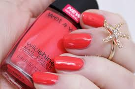 wet n wild lacquered lori
