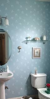 Powder Room Makeover Ideas Star Fish On The Wall U2013 Myprettycanvas