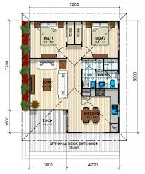 Cyclone 4200 Floor Plan Granny Flats Kensington