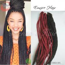 hair to use for box braids what hair to use for box braids with loose ends braiding