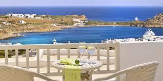 mykonos hotel five star hotel palladium psarou beach mykonos