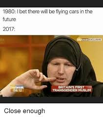 1980 ibet there will be flying cars in the future 2017 daybreak