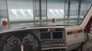 kenworth used truck parts kenworth t680 interior exterior rework american truck simulator