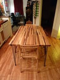 wood block dining table wood block dining table s rustic block acacia wood dining table