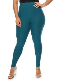 High Waisted Jeggings Plus Size Plus Size Leggings For Women Rainbow