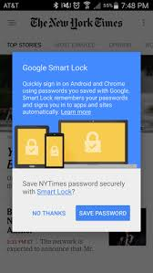 android smart lock how to use to sync all your passwords greenbot