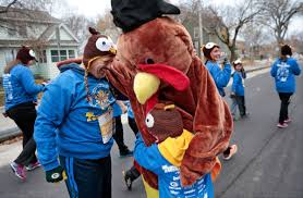across thanksgiving races promote family wellness and
