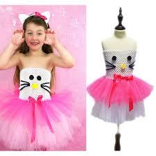 aliexpress com buy 2017 new girls cute kitty tutu dress tulle