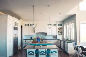 colors for kitchen cabinets why contrasting kitchen islands add a pop of color to your