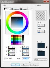 digital deflexion making color themes for paintshop pro with kuler