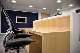 how to build office desk pictures make a reception of