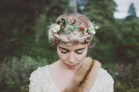 wedding flowers in hair will you flowers in your hair for your wedding marrying