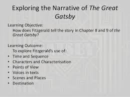 four symbols in the great gatsby the great gatsby chapters 8 and 9