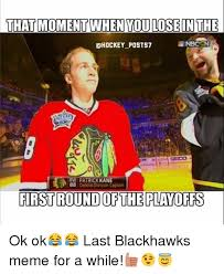 Chicago Blackhawks Memes - that moment when you lose in the nbc n hockey posts7 rw patrickkane