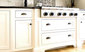 Kitchen Cabinet Detail Two Tone Kitchen Cabinet Detail And Pictures The Small Kitchen