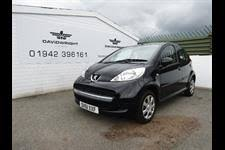 second hand peugeot for sale peugeot 107 used cars for sale in hag fold wigan auto volo uk