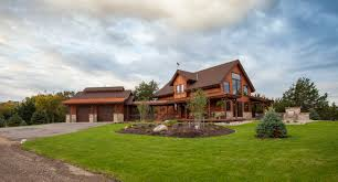 this family owned company designs beautiful barn homes across the
