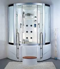 Steam Shower Bathtub Lineaaqua Steam Showers Lineaaqua Burton 51 X 51 Steam Shower