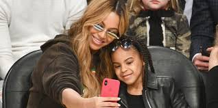 Blue Ivy Meme - beyoncé and blue ivy snap selfies during adorable mother daughter