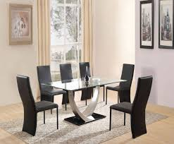 dining room tall dining room table sets leather couch dining