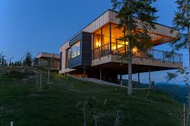 Chalet Houses Deluxe Mountain Chalets Viereck Architects Archdaily