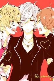 subaru anime character diabolik lovers more blood kou subaru laito diabolik lovers
