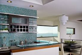 soothing kitchen tile backsplash design ideas plus round pendant