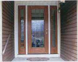 Frame Exterior Door Exterior Door Installation