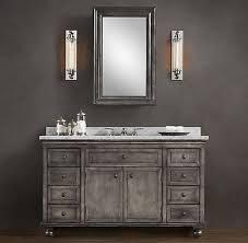 Restoration Hardware Bathroom Lighting Restoration Hardware Bathroom Lighting Fixtures Bathroom Decor