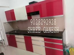 Kitchen Furniture Price Interio Modular Kitchens Price List Shree Ganesh Steels And