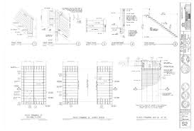 two story foundation u0026 roof plans