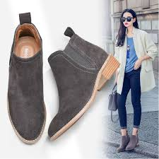 womens chelsea boots sale aliexpress com buy 2016 chelsea boots winter warm