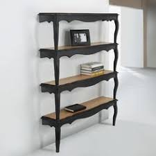 end table with shelves i just like the idea of hanging the magazine holders like this so