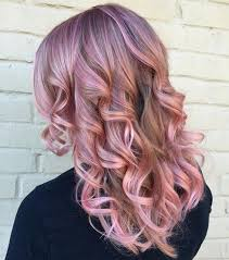 rose gold hair color that 23 rose gold hair color to increase your beauty happy day