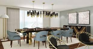 sala da pranzo design 25 idee per la vostra sala da pranzo moderna spazi di lusso
