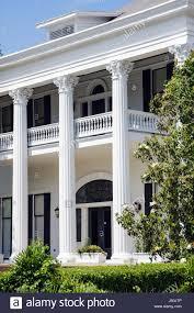 plantation style home alabama tuskegee restored plantation style home 1890 fluted stock