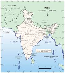 India Maps by India And Its Neighbouring Countries Border Disputes Maps And