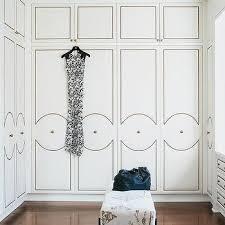 Fabric Closet Doors Gray Fabric Closet Doors Design Ideas