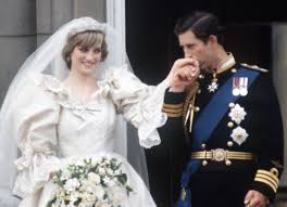 his and wedding prince charles on concerns about engagement to princess diana
